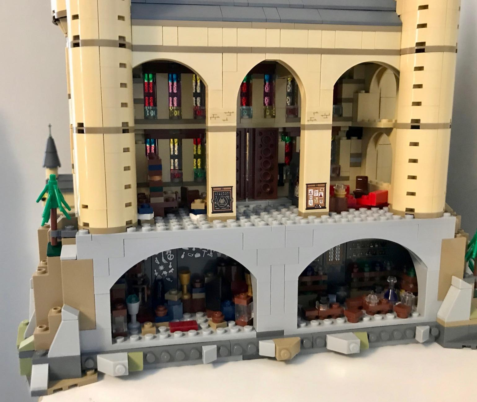 Dhl Free Lepin 16060 Harry Movie Potter Series The Hogwarts Castle