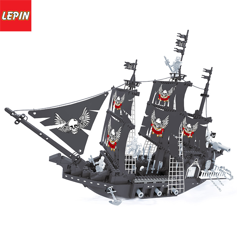 Lepin 1103W Technology Series Pirate Ship Naval Battle