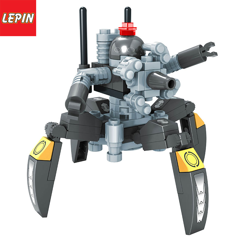 Lepin 1107W CREATOR EXPERT SETS Robot  Mechanical Dog Mech Crocodile