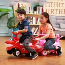 LEPIN 0031 Children Vehicle Scooter Caster Car Twisting Riding Car Walker Small Baby Infant Ride On Cars For Outdoor Indoor Sports Toys