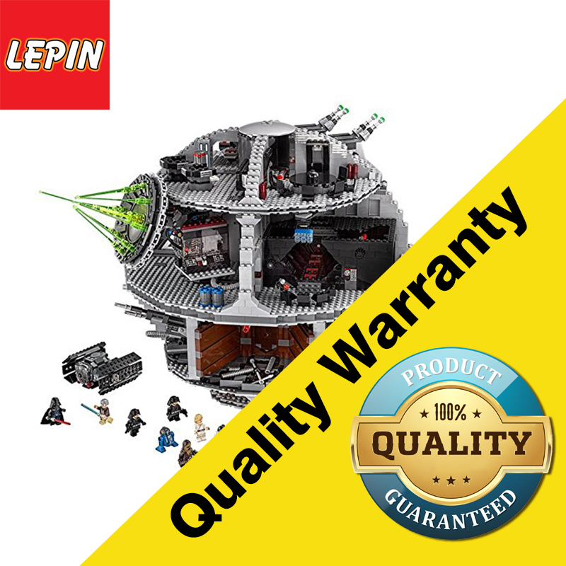 LEPIN 05035 3803 Pcs Death Star Building Block Bricks Toys Kits Compatible Legoings 10188 Children Educational Toys