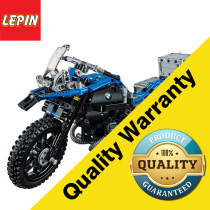 LEPIN 20032 Technic Series 603Pcs The car Off-road Motorcycles R1200 GS Building Blocks Bricks Educational Children Toy