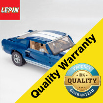 Lepin 21047 Techinc Series 1648PCS Creator Expert Ford Mustang Car Model Building Kits Blocks Bricks Boy Toy