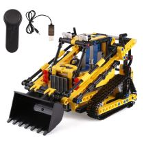 LEPIN 20008 Technic Toys Compatible With New 8275 Excavator Set Building Blocks Bricks Kids RC Car Toys With USB Charger