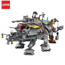 Lepin 05032 Star Wars 972PCS Gift The Captain Rex's AT-TE Model Building Blocks Set Classic Toys
