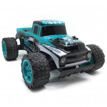 LEPIN 0034 Electric 1/14 Scale 2.4G Remote Control Speed Racing Truck RTF Carros De Controle Remoto 4x4  Kids Toys Rc Crawler