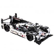 Lepin 61016 Power Machinery Constitutes a Large-Scale Toy For Large-Scale Sports Cars