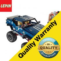 Lepin 20011 Technic Series 1605PCS Super Classic Limited Edition Of Off-Road Vehicles Model Building Blocks Bricks Toy