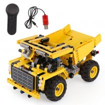 LEPIN 20056 Compatible With New 42070 Mine Truck Set Building Blocks Bricks Kids Toys Gifts RC Car Model With USB Charger