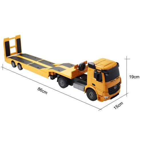 LEPIN 0035 RC Tow Truck Remote Control Trailer 4wd Rc Truck