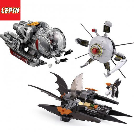 Lepin 07109 The Batman Brother Eye Marvel Avengers Ant Man And The Wasp