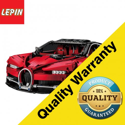 Lepin 20086B Technic Series 4031Pcs Figure Bugatti Chiron Racing Car Set Model Building Kit Blocks Bricks Children Toy