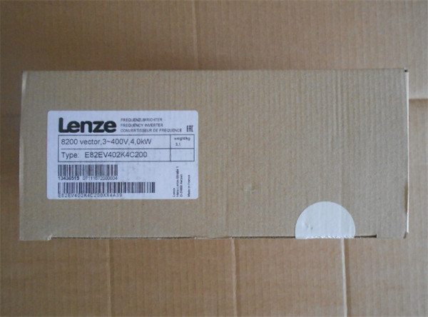 Lenze E82EV402K4C200 100% Genuine Original New Sealed