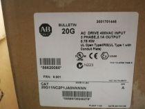 New sealed 20G11NC2P1JA0NNNNN Allen Bradley PowerFlex 755 AC Packaged Drive