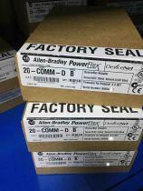 New sealed Allen-Bradley 20-COMM-E PowerFlex Architecture Class EtherNet/IP