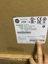 New sealed Allen-Bradley 25B-D037N114 PowerFlex 525 AC Drive 480V 3PH 37A 25