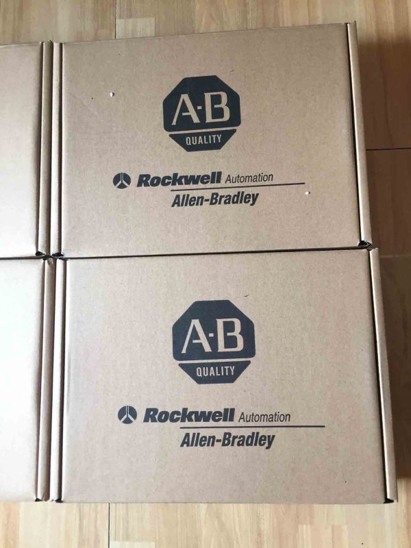 New sealed Allen Bradley 1756-L73S GuardLogix Processor 8MB Std / 4MB Safety