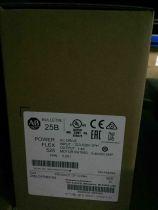 New sealed Allen Bradley 25B-D030N104 PowerFlex 525 AC Drive, with Embedded