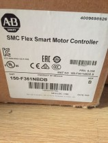 New sealed Allen Bradley 150-F361NBDB SMC Flex Smart Motor Controller