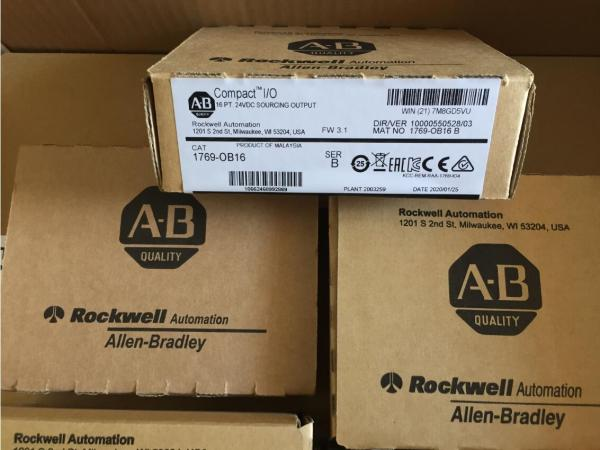 1769-OB16 Allen Bradley Original Brandy New Factory Sealed