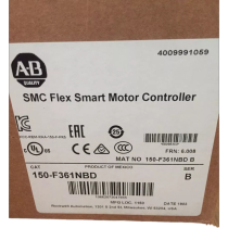 New sealed Allen Bradley 150-F361NBD SMC-Flex Solid State Smart Motor Controller