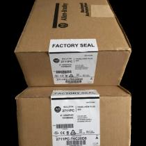 New sealed Allen Bradley 2711PC-T6C20D8 PanelView Plus 6 600 Compact Termina