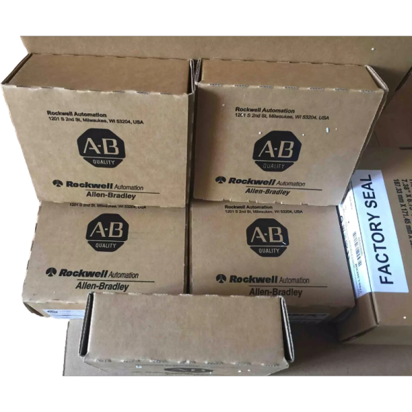 New sealed 1769-IF4I Allen Bradley CompactLogix Analog Cur/Volt Input