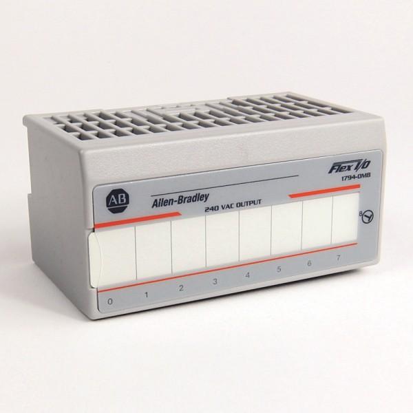 New sealed 1794-OM8 Allen Bradley Flex 8 Point Digital Output Module