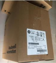 New sealed Allen Bradley 25B-D017N104 PowerFlex 525 AC Drive, with Embedded