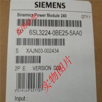 6SL3224-0BE25-5AA0 SIEMENS Original Factory New Sealed