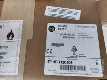 2711P-T12C4D8  Allen Bradley Original Brandy New Factory Sealed