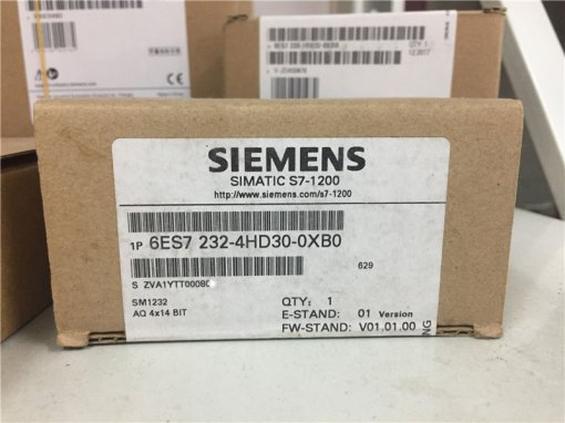 6ES7232-4HD32-0XB0 Siemens 100% Brandy Original new Factory Sealed