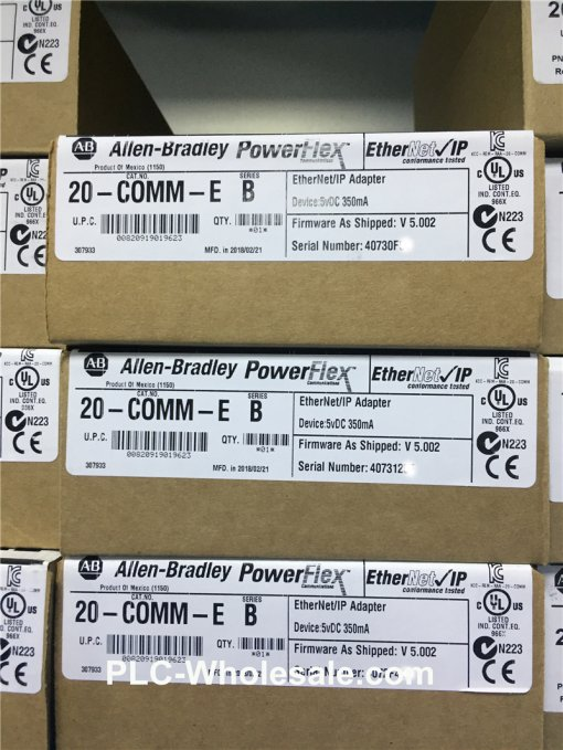 20COMME Allen Bradley Original Brandy new Sealed