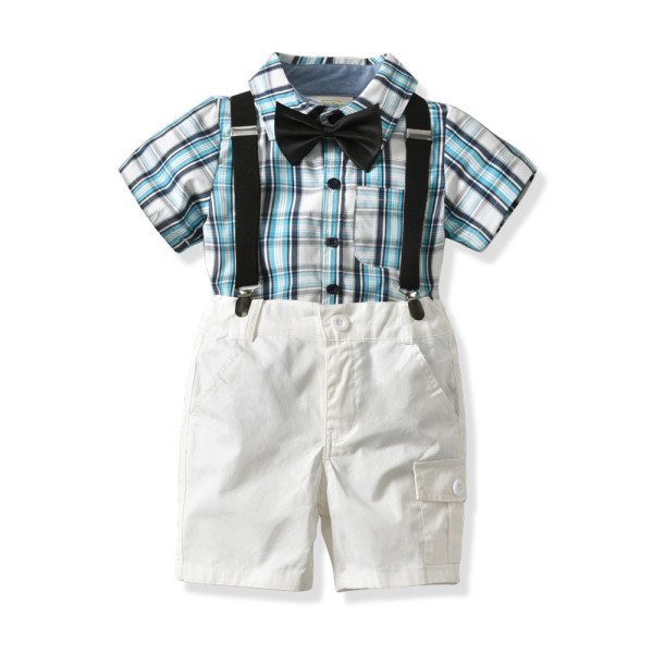 Fashion baby boy clothes sets toddler boy outfits suits