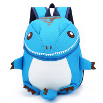 New kids backpack animation cartoon dinosaur bag children bag