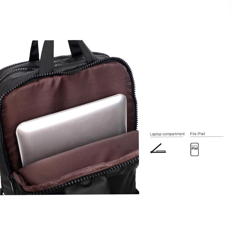 leisure laptop backpack bag, fashion laptop backpack bag, laptop bag