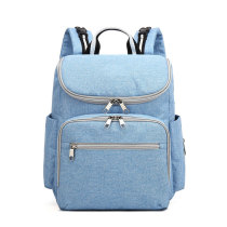 Hot Sale large capacity baby diaper bag travel nappy backpack