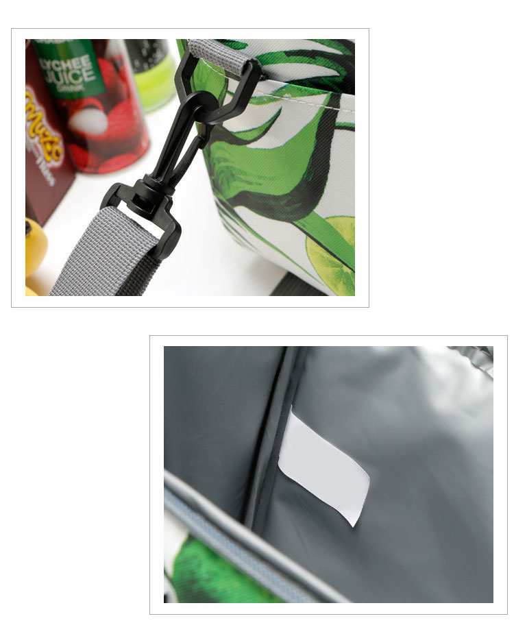 lunch bag, cooler bag, Insulation cooler bag, portable lunch bag