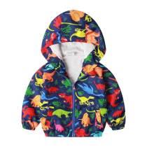 High quality little boys windbreak fancy jacket for children