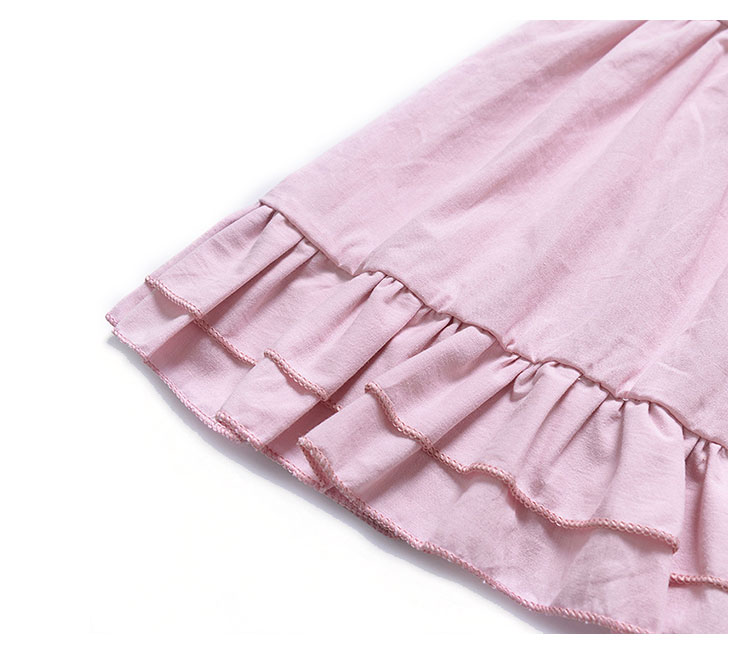 kids girls frocks, shoulder-straps girls skirt
