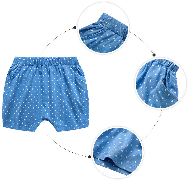 boys summer clothes, cotton boys shorts