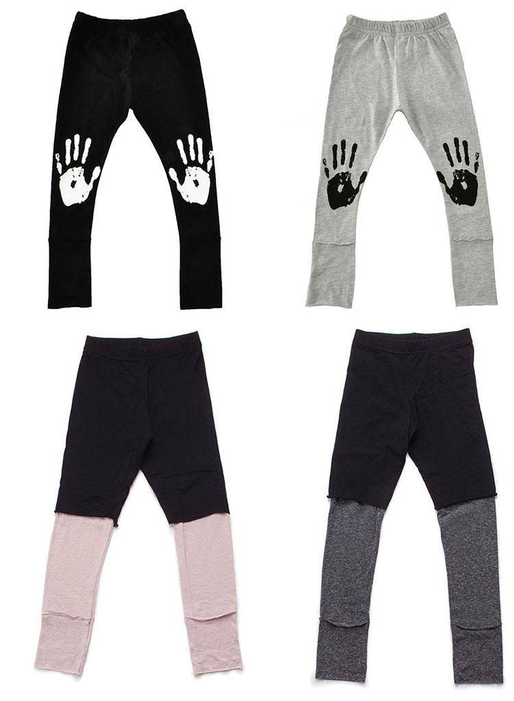 Fashionable children pants girls leggings for kids
