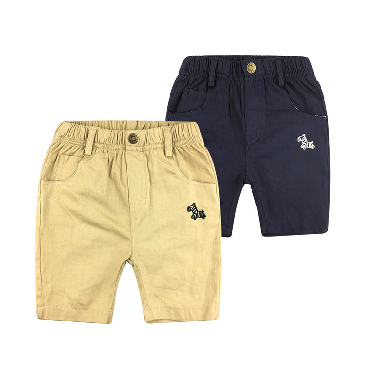High quality boys pants summer kids cotton shorts