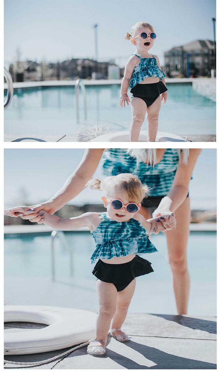 girls swimsuit, swimwear kids girls