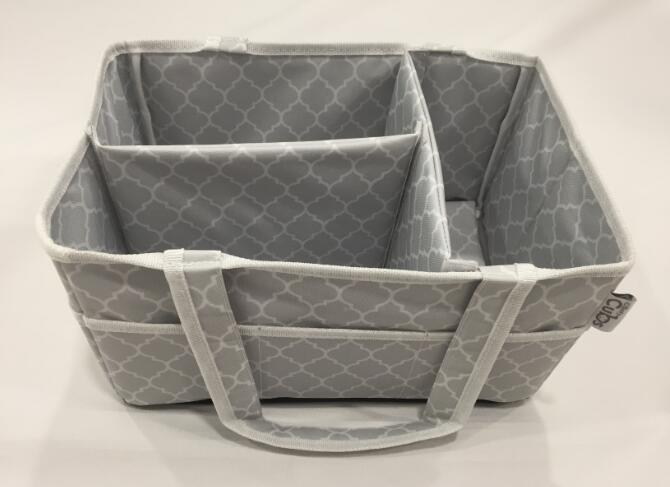 China suppliers baby bag latest baby diaper caddy organizer