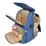 Multi-function women backpack waterproof baby diaper bag