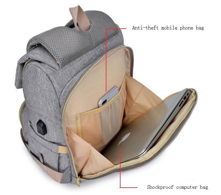 waterproof diaper bag, baby diaper bag, nappy bag, diaper bag