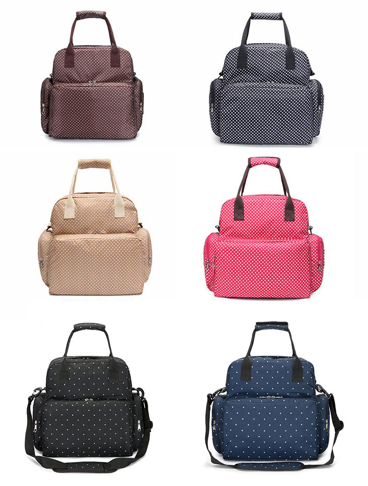 baby diaper tote bag women backpack