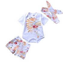 New Design Newborn Baby Clothes Summer Infant Clothing Sets