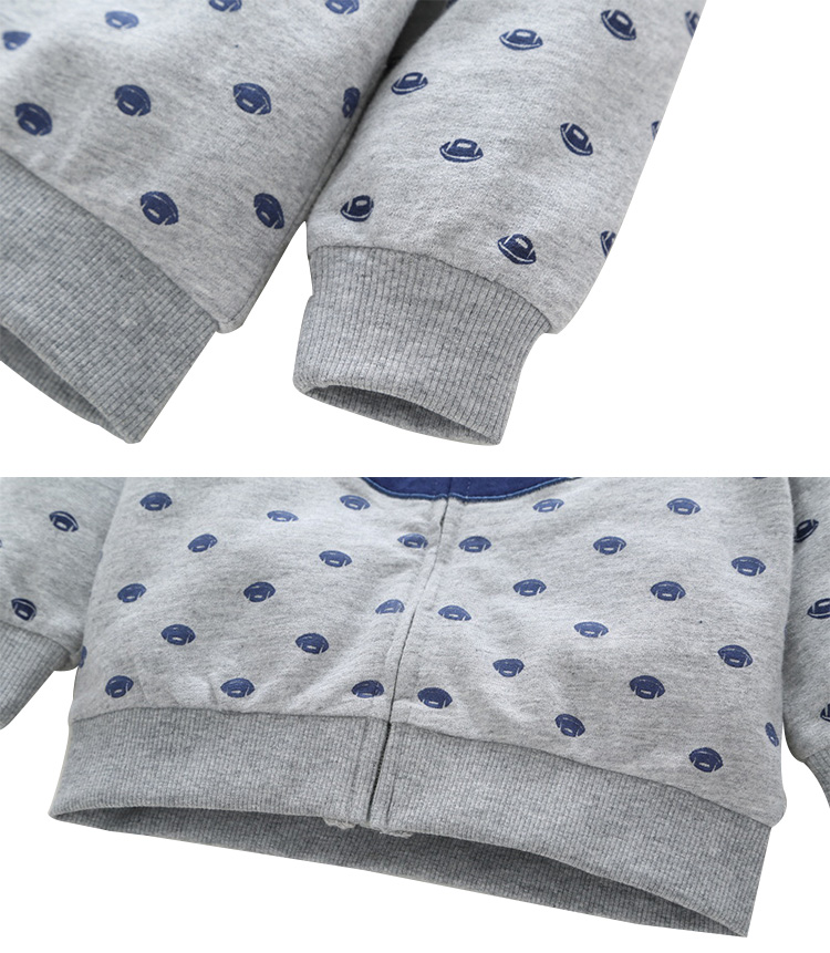 newborn baby clothes, casual baby hooded coat